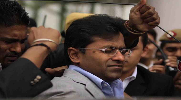 Lalit Modi's Mumbai Bungalow Gutted